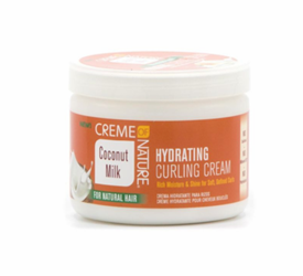 Creme of Nature Coconut Milk Curl Hydrating Curling Cream