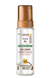 Creme of Nature Coconut Milk Curl Quench Mousse