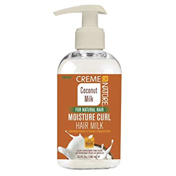 Creme of Nature Coconut Milk Moisture Curl