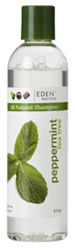 EDEN BODY WORKS  PEPPERMINT T/TREE SHAMPOO