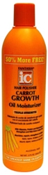 IC HAIR POLISH CARROT OIL MOISTURIZER