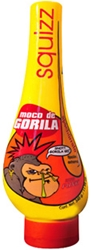 MOCO DE GORILA PUNK YELLOW SQUIZZ GEL