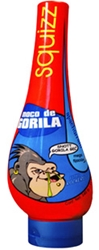 MOCO DE GORILA ROCKERO RED SQUIZZ GEL