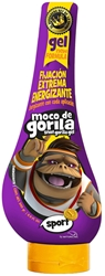 MOCO DE GORILA SPORT PURPLE SQUIZZ GEL